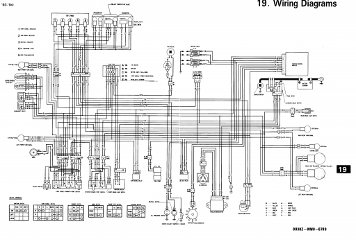 1993 cbr 900 wiring diagram