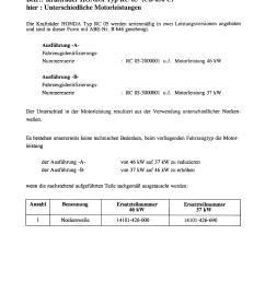 conformity declaration honda cb650c rc05 germany 1978  [ 4130 x 5851 Pixel ]