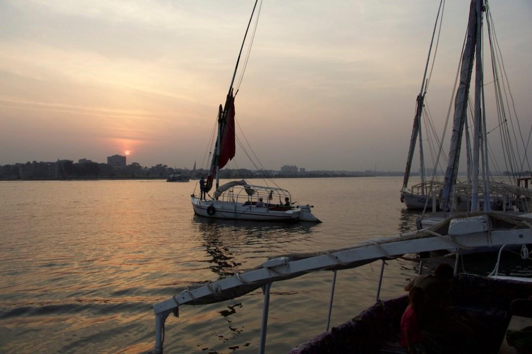 Farewell to Cairo
