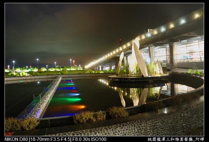 2007 06 03 23 59 清水休息站夜景