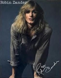 Robin Zander-In This Country