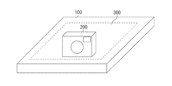 Canon patent application details wireless charging setup