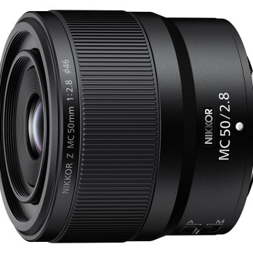 Nikon announces its first Z-mount macro lenses: the Nikkor Z MC 105mm F2.8 VR S and Nikkor Z MC 50mm F2.8