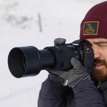 DPReview TV: Panasonic 70-300 F4.5-5.6 first impressions review