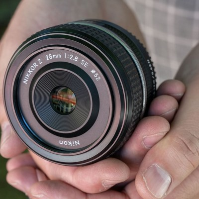 Hands-on with Nikon's NIKKOR Z 28mm F2.8 Special Edition