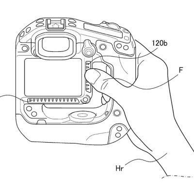 Canon patent application shows off unique camera design with a hole in the middle