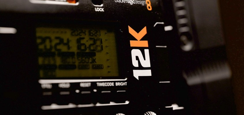 The Blackmagic URSA Mini Pro 12K redux