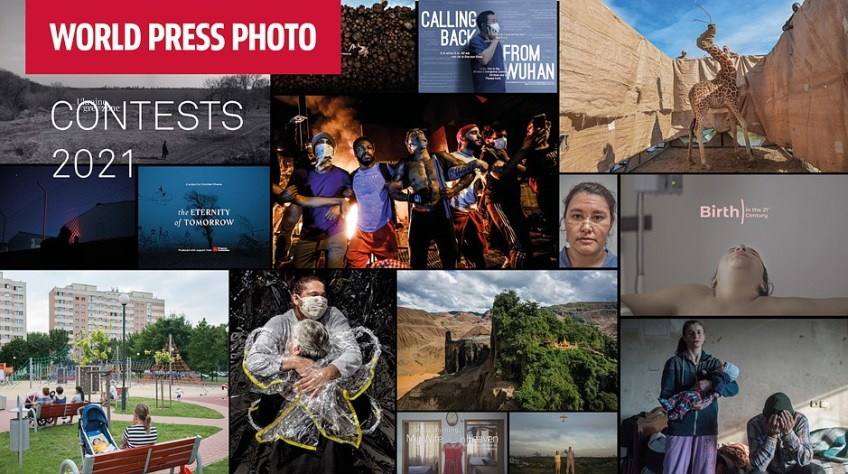 Slideshow: Nominees for the 2021 World Press Photo Contest
