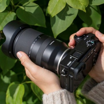 Tamron reveals $699 18-300mm F3.5-6.3 APS-C lens for Sony E mount cameras, X-mount version due out 'this fall'