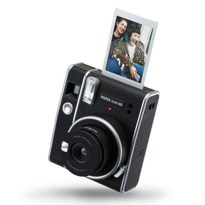 Fujifilm introduces stylish Instax Mini 40 instant camera