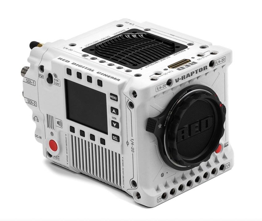 The RED V-RAPTOR ST is a $25K cinema camera capable of 8K 120fps 16-bit Raw video capture