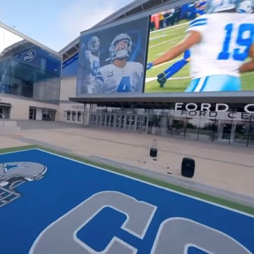 HBO's 'Hard Knocks' features incredible FPV drone footage of the Dallas Cowboys' stadium