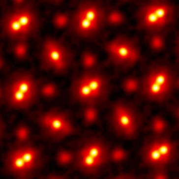 Cornell University researchers break their record with stunning high-res photo of atoms