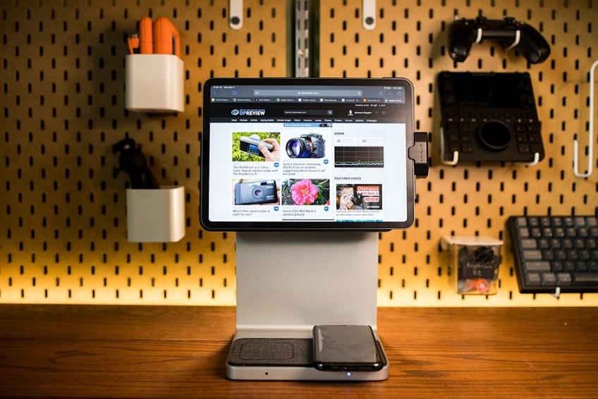 Review: The Kensington StudioDock *almost* turns your iPad into a desktop computer