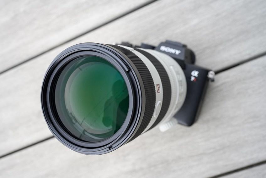 A closer look at Sony's FE 70-200mm F2.8 GM OSS II, the first 'Mark II' G Master lens