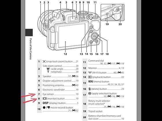 Re: Grrrrrr....Nikon Coolpix 610 LCD screen keeps going