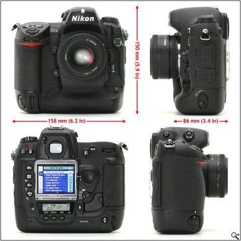 Nikon D2X Review: Digital Photography Review