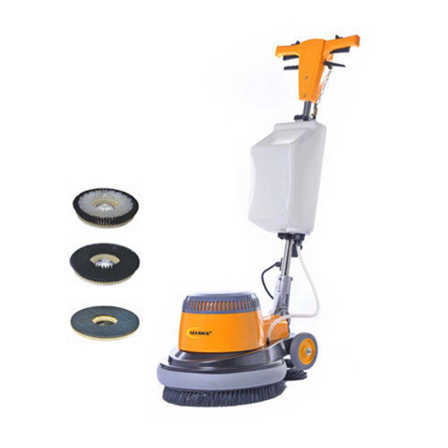 Single Disc Scrubber Machine  Clearock Multi Function