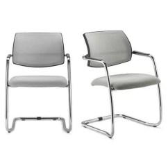 Steel Chair For Office Covers White Spandex Ki Kursi स ट ल क र Shri