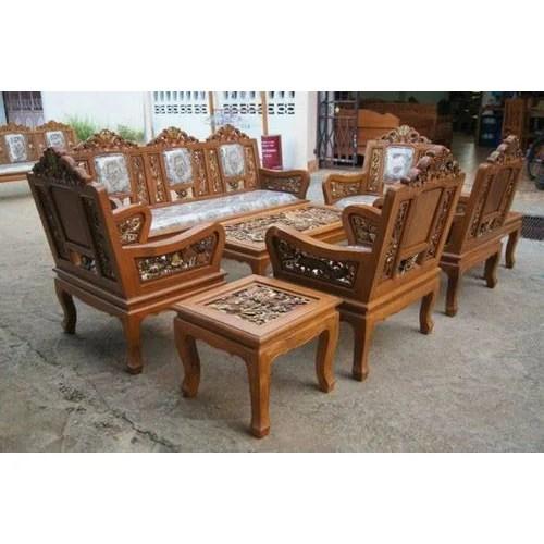 diwan sofa set price bash 1 teak wood set, wooden sofa, wardrobes and furniture ...