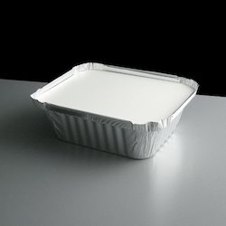 Aluminum Foil Containers - Aluminium Foil Containers Suppliers. Traders & Manufacturers