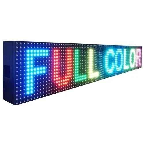 Led Light Display Board
