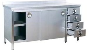 Stainless Steel Cabinets Stainless Steel Kitchen Cabinet