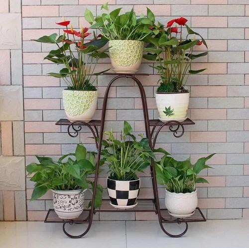 walmart kitchen decor small ceiling ideas flower pot stand - outdoor plant manufacturer ...
