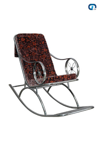 steel chair jhula wheelchair seat cushion rocking stainless manufacturer from rajkot