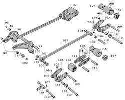 Hand Pallet Truck Spares Parts, टिपर ट्रक के कल पुर्जे
