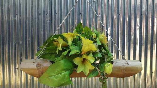 Bamboo Planters  Bamboo Hanging Planter Manufacturer from