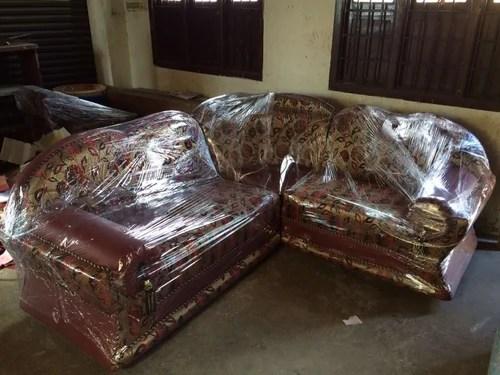 fancy sofa sets modern designer leather corner set at rs 25000 s id 11463094112 product image