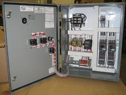 220v Wiring 3 Wires Ovens Submersible Pump Control Panels In Ahmedabad Gujarat