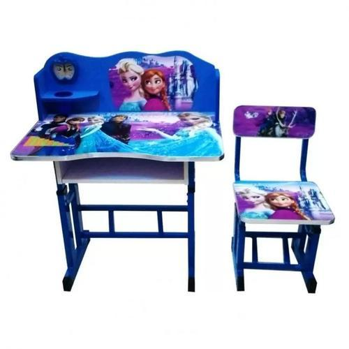 study table and chair for kids la z boy lift error codes plastic at rs 500 piece children
