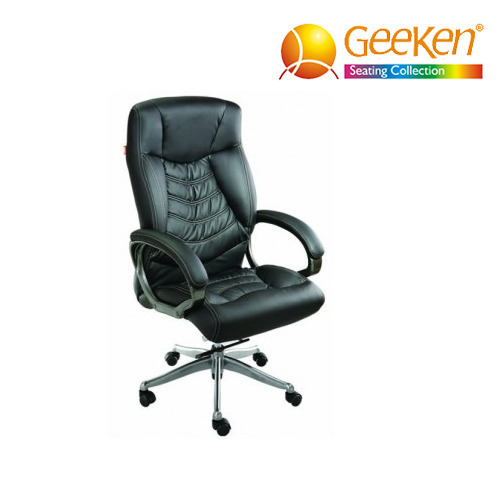 geeken revolving chair stackable resin chairs canada gp 109 high back view specifications details of