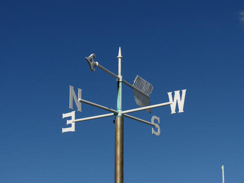 wind vane wind direction