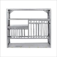 Kitchen Racks Wall Art Stainless Steel Plate Rack At Rs 26000 Piece S