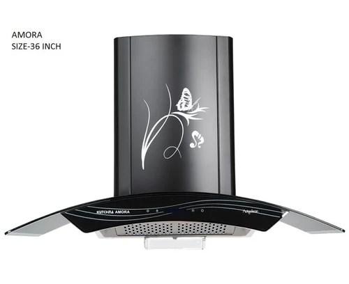 kitchen hood distressed cabinets amora chimney at rs 25500 box क चन च मन