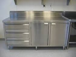Stainless Steel Kitchen Cabinet In Pune Maharashtra Ss Kitchen