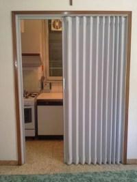 PVC Folding Door/Partition/Accordion Door/Sliding Folding ...