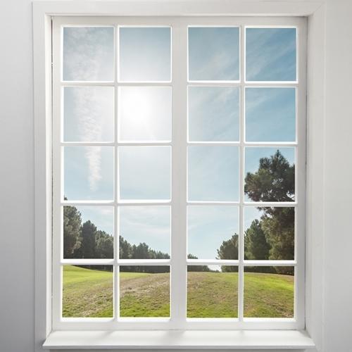 Decorating  Window Glass Types