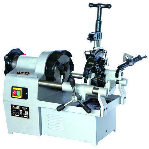 Image result for Pipe Threading Machines
