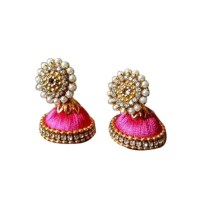 Fancy Earrings Latest Fancy Designer Gold Earrings Fashion