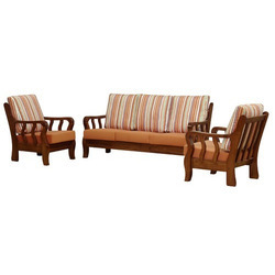 Wooden Sofa Kushans Thesofasite Co