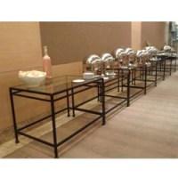 Buffet Table - Banquet Buffet Table Manufacturer from Pune