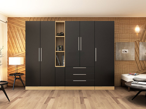 Living Room Wardrobe Manufacturer From Bengaluru