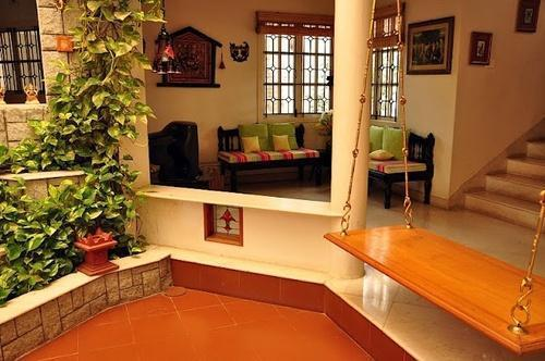 living room decorative items india wall color design ideas wooden swing - unjal palakkai swings manufacturer ...