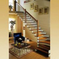 Fancy Staircase With Railing,  - Z Interiors, New ...