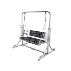 Steel Chair Jhula Swing Seat At Rs 16500 Piece Outdoor Id 13178527888