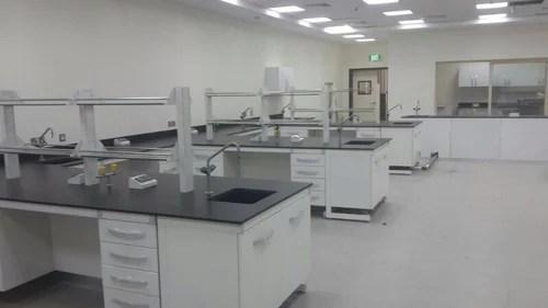 Lab Furniture  Lab Island Bench Exporter from Mumbai